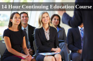 New 14 Hour Continuing Education for Florida Real Estate Professionals v18.0 Online Course